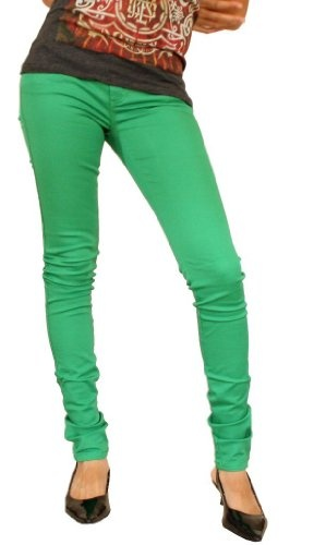 Simple Cluny Women39s Cropped Stretch Pant Kelly Green 4 At Amazon Womens