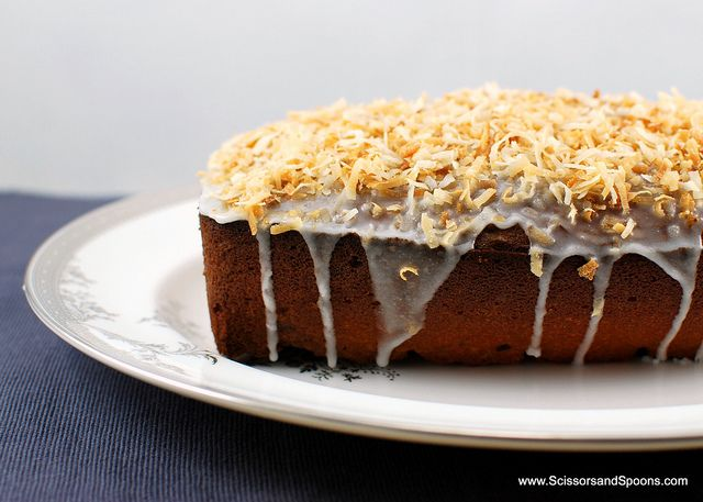 Coconut Buttermilk Pound Cake Recipe | Things I Have Cooked - Recipes ...