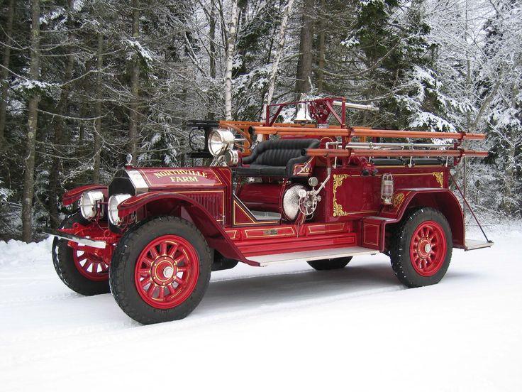 American LaFrance Engine