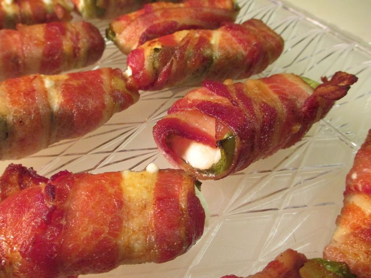Bacon Wrapped Jalapeno Popper Stuffed Chicken Recipes — Dishmaps