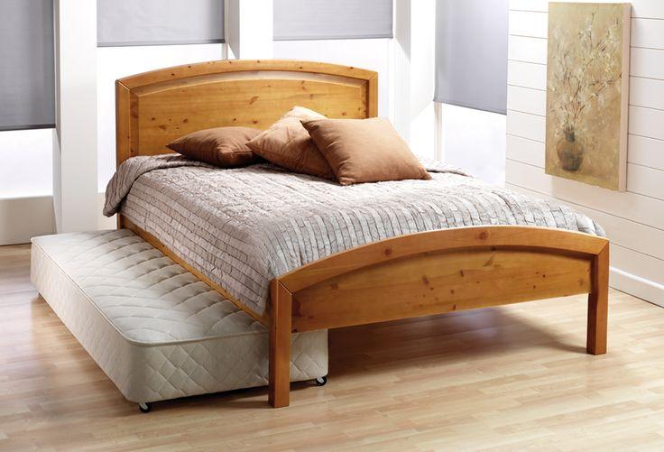 Httpwwwikeahackersnet201112two fjellse twin beds into for Trundle mattress ikea