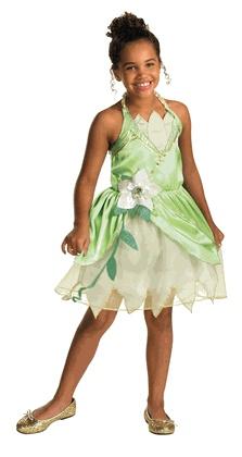 Deluxe Princess Tiana Costume