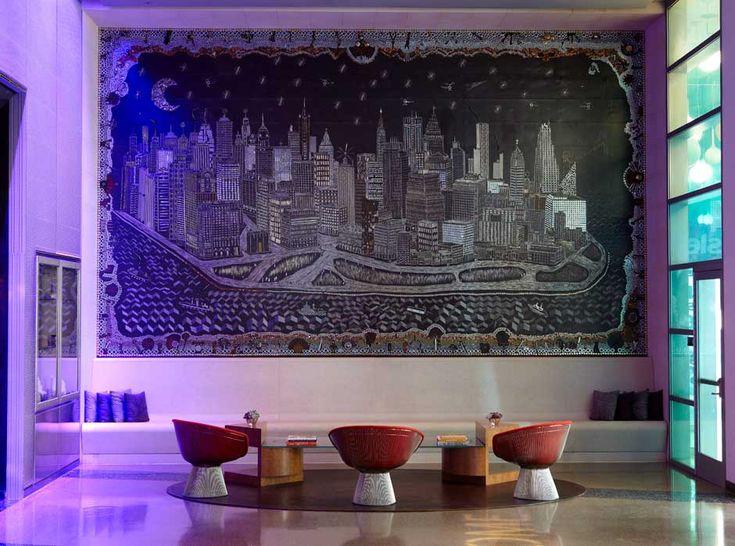 Ann Carrington's Manhattan Mettle