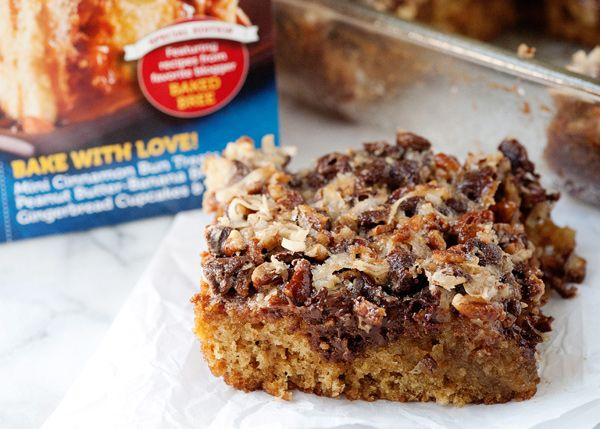 Chocolate Chip Oatmeal Cake; Ohhhh so good* big batch good for party # ...