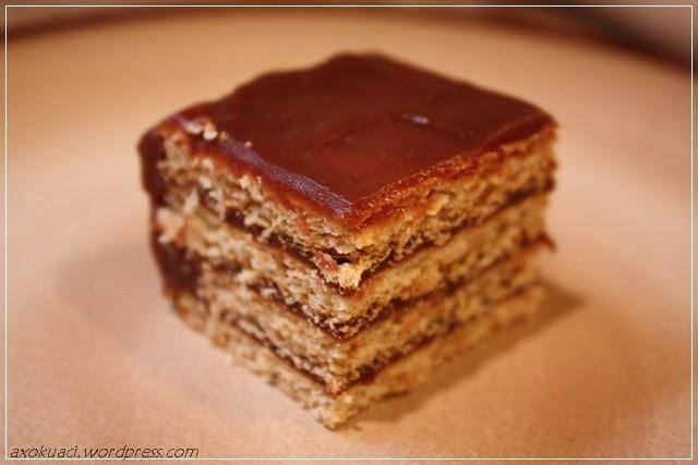 Nutella Pudding Icebox Cake | Sweet Treats | Pinterest