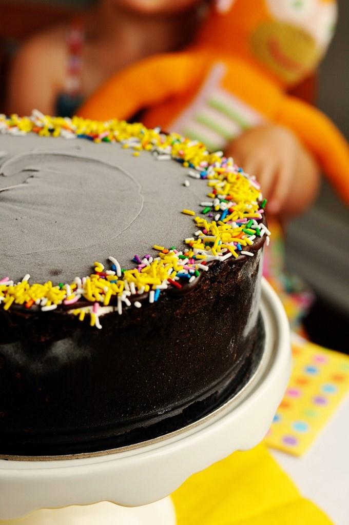 Double Chocolate & Banana Ice Cream Cake   ⁓play with food ...