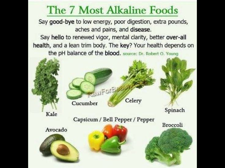 What Are Alkaline Foods And Drinks