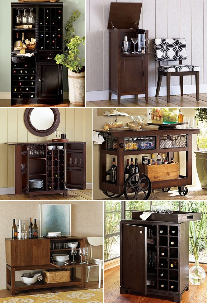 Wine bar home decor pinterest for Bar dekoration