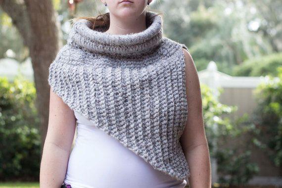 Katniss Cowl crochet pattern - Shawl - Scarf - Hunger ...