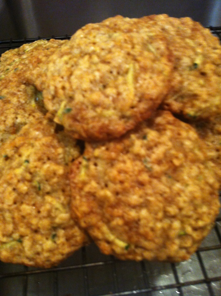 Zucchini Cookies | Things we bake | Pinterest