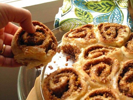 cinnamon pull apart bread recipe yummly pull apart cinnamon bread