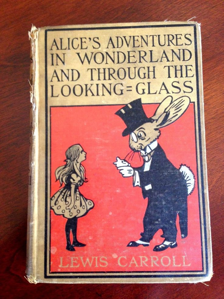 the hero and carrier of change in lewis carrolls alices adventures in wonderland and through the loo Alice's adventures in wonderland by lewis carroll i wonder if i've been changed in the night let me think: was i the same when i got up this morning 'that was a narrow escape' said alice, a good deal frightened at the sudden change, but very glad to find herself still in existence 'and now for.