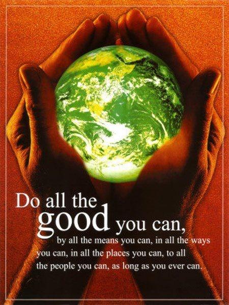 Do All the Good... Kafele