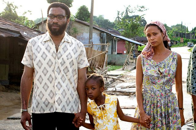 "Chiwetel Ejiofor in a film still from ""Half of a Yellow Sun"" ©Slate Films by monterey media, via Flickr"