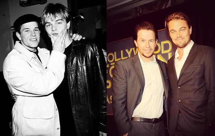 Debbie Wahlberg Then and now: mark wahlberg