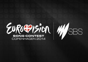 eurovision 2014 sbs broadcast time