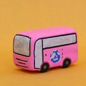 おえかき工房 おえかきタウンの作例 観光バス: かき タウン  かき タウン Uploaded