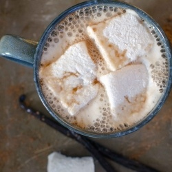 Maple Hot Cocoa Mix - layer ingredients in a Mason jar for a great ...