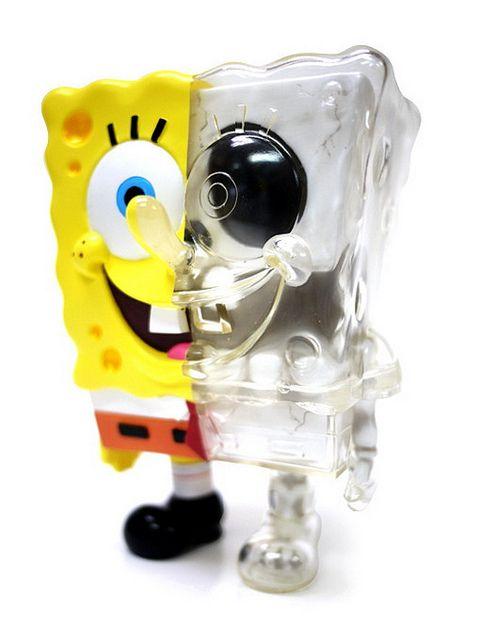 spongebob xray version     #