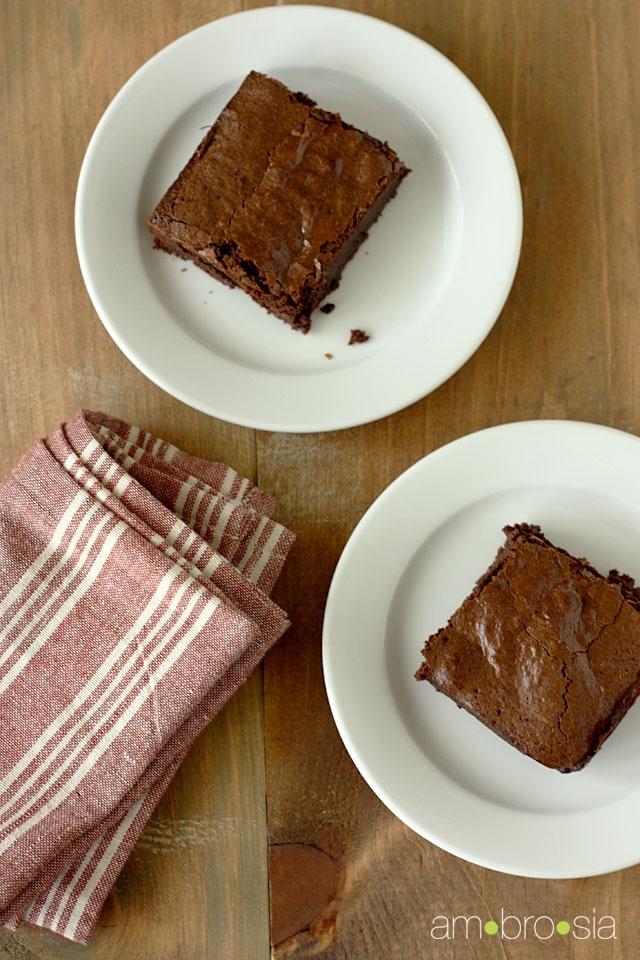 Gluten-Free Pecan Fudge Brownies | Gluten Free Dessert Bars | Pintere ...
