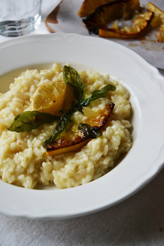 lemon risotto | Food + Drinks + Recipes | Pinterest