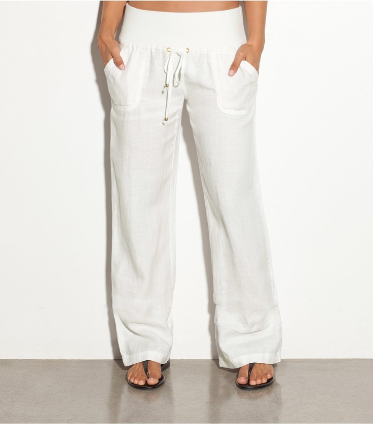 Amazing White Linen Pants Women Outfits  Luxury Yellow White Linen Pants Women Outfits Photo U2013 Playzoa.com