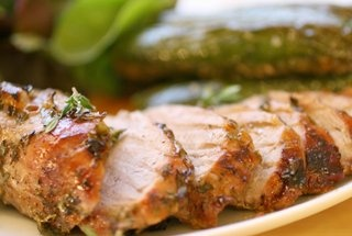 Gingery Roast Pork with Thyme — Recipe from Serious Eats