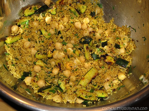 Moroccan quinoa | Things to Eat... and Drink :) | Pinterest