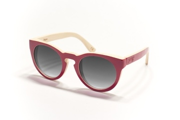 Red Bogus Shades