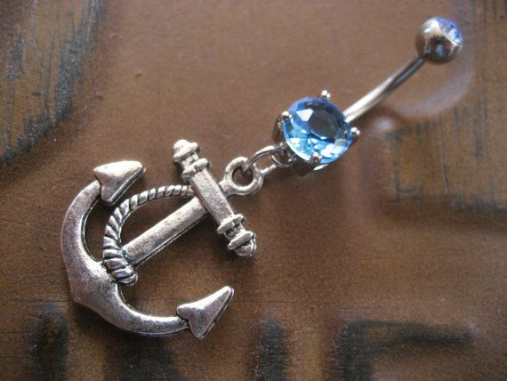cute belly button rings anchor wwwimgkidcom the
