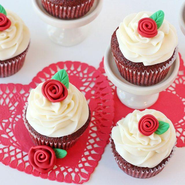cupcake valentine kitchen art