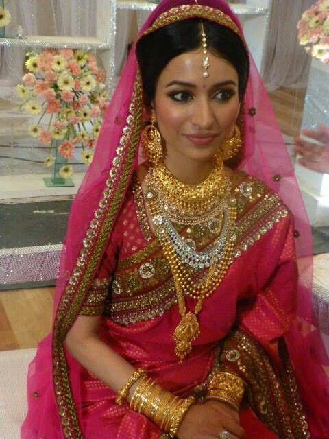 Bengali Bride Wedding Look Pinterest