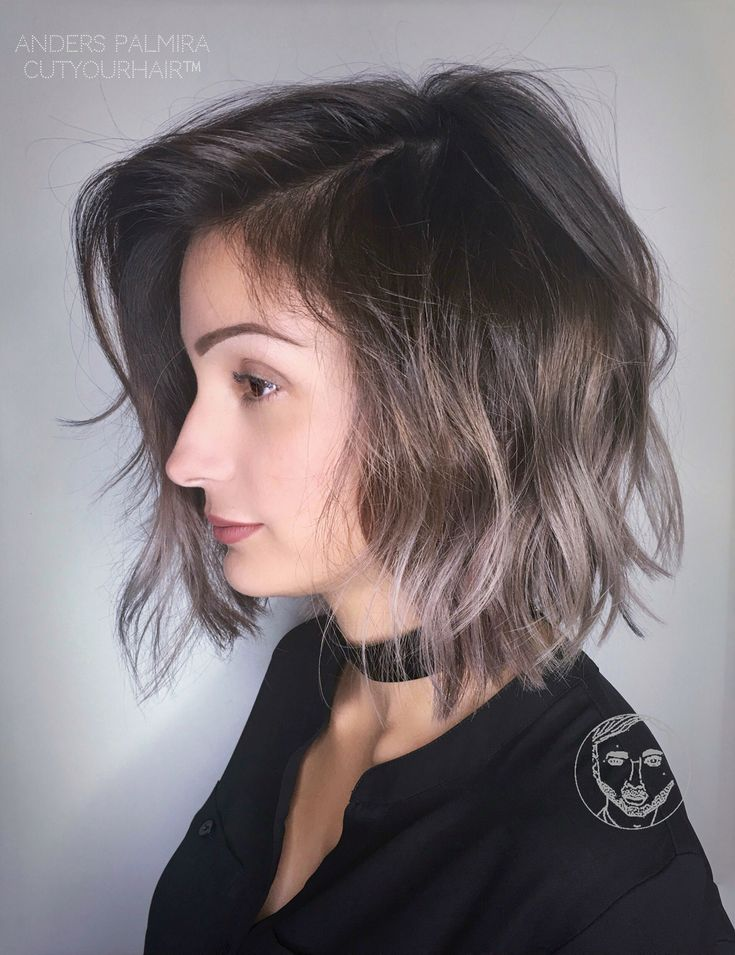 Watch Trendy Hair Color: Mid-Length Haircuts for Fine Hair video