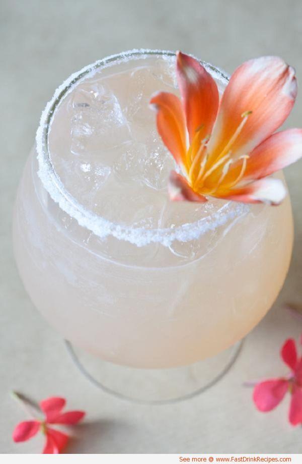 Honey Citrus Cocktail | Drinks | Pinterest