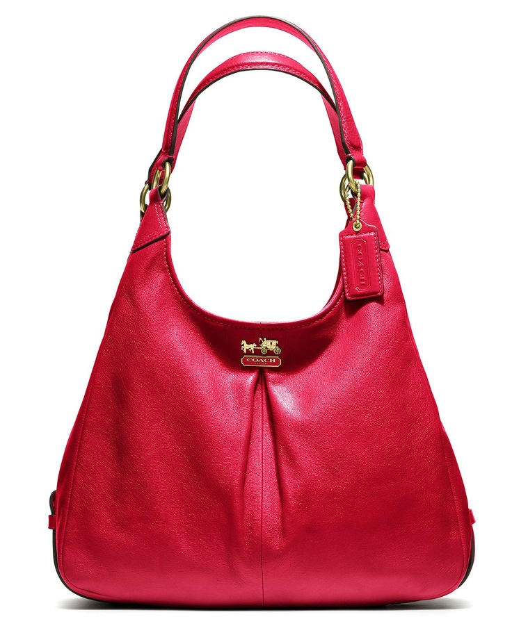 LEATHER MAGGIE - Sale & Clearance - Handbags & Accessories - Macy s
