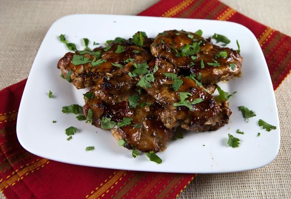Asian Glazed Chicken Thighs | Recipe Rebuild