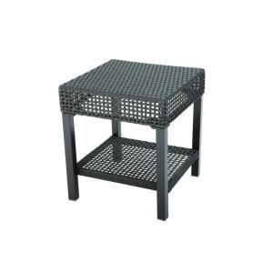 Hampton bay patio tables fenton patio side table
