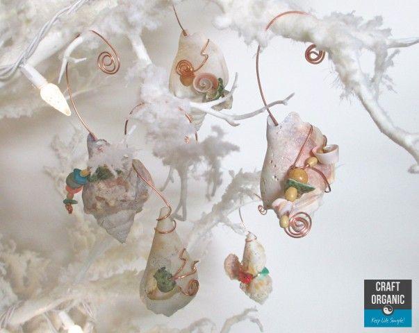 Pin by joy rimmer on seashell ideas pinterest for Seashell ornaments diy
