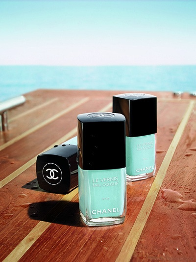 luxury handbags Tiffany Blue Chanel Polish  Hair Nails amp Make Upwhat more could a