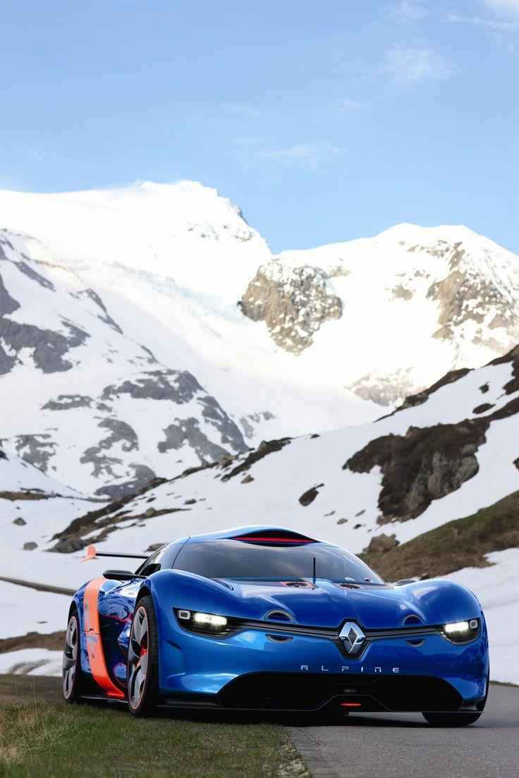 Más lujoso coche Renault Alpine photos