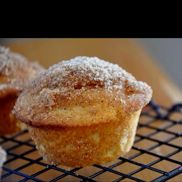 French Breakfast Muffins....Yummy | cupcakes | Pinterest