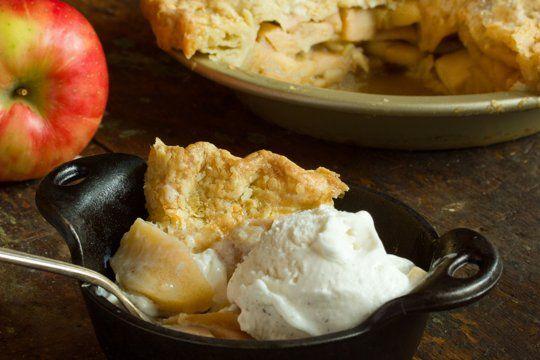 Classic Double Crust Apple Pie | Recipe