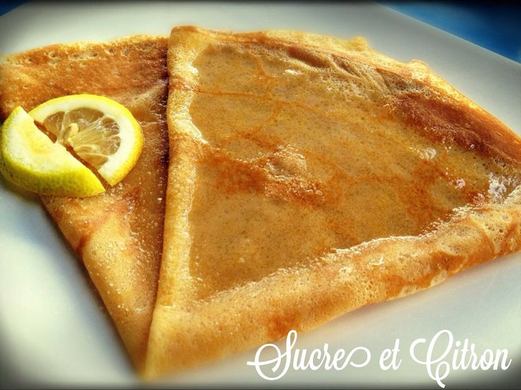 Gluten Free Crepes With Honey Lavender Roasted Persimmons ...