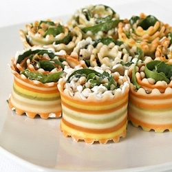 Antipasto Rollups by rotinrice