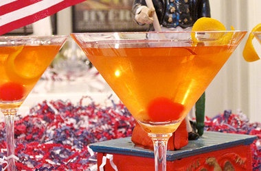 El Presidente Cocktail | Luscious Food | Pinterest