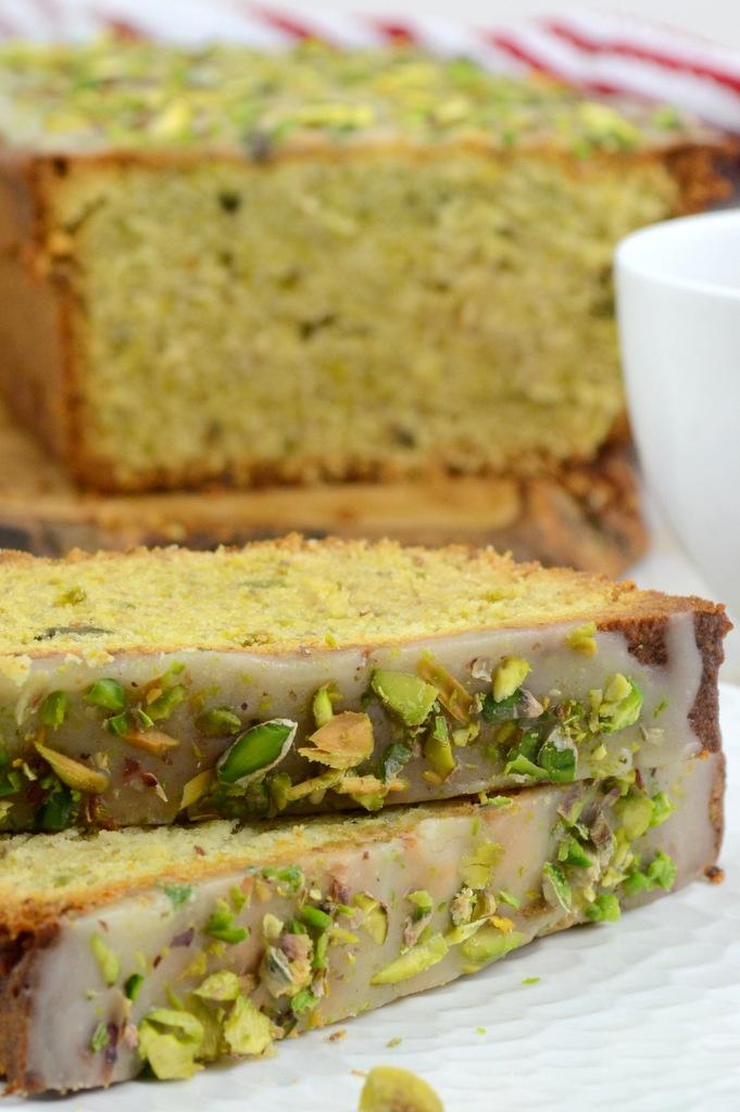 Pistachio pound cake | Sweet Recipes | Pinterest