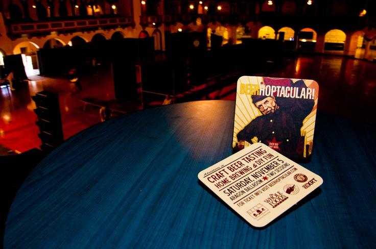 Beer Hoptacular at the Aragon Ballroom, November 5, 2011.