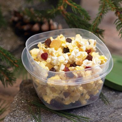 Popcorn Trail Mix | Snack Ideas from Culinary.net | Pinterest
