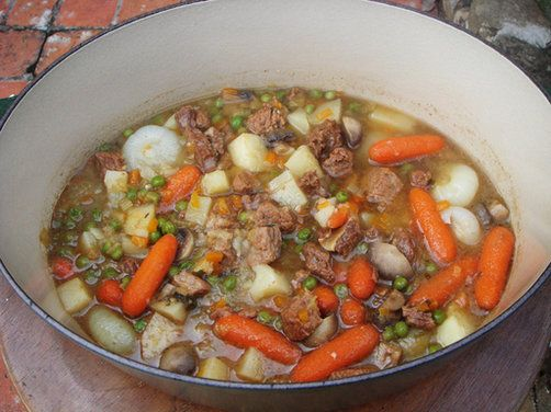 My Favourite One-Pot Spring Vegetables Stew | Recipe