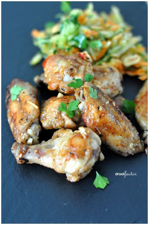 Octowings…Momofuku's Octo Vinaigrette | Chicken & Poultry Recipes ...